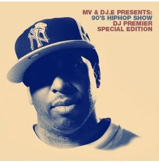 90s Hiphop Mixtape Vol.02: DJ Premier Special Edition